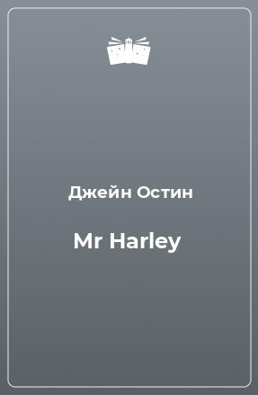Mr Harley
