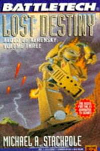 Кровь Керенского-3: Потерянная судьба