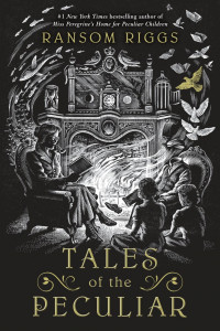 Tales of the Peculiar - The Man Who Bottled the Sun