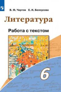Литература. Работа с текстом. 6 класс