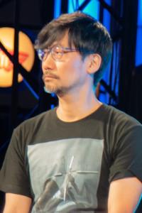 Автор - Хидэо Кодзима