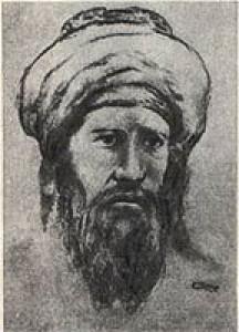 Автор - Абу-ль-Аля аль-Маарри