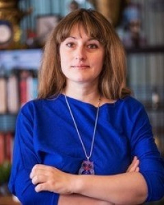 Автор - Галина Гончарова