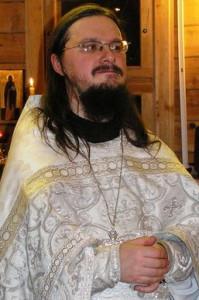 Автор - священник Даниил Сысоев