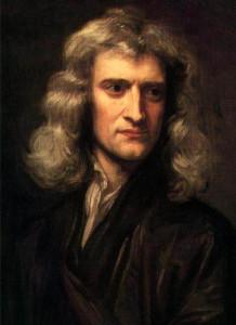 Автор - Исаак Ньютон