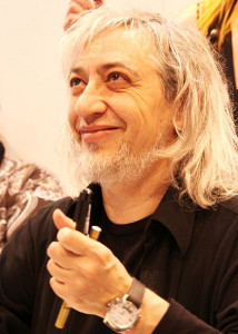Автор - Луис Ройо