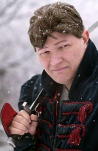 Автор - Яцек Комуда