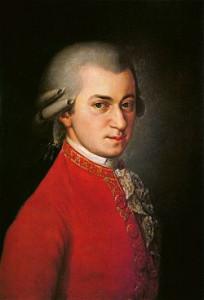 Автор - Вольфганг Амадей Моцарт