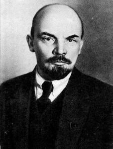 Автор - Владимир Ленин