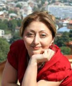 Автор - Тинатин Мжаванадзе