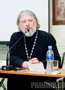 Автор - Протоиерей Алексей Уминский