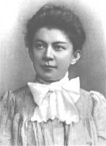 Автор - Анна Елизарова-Ульянова