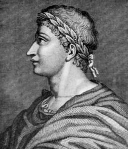 Автор - Овидий