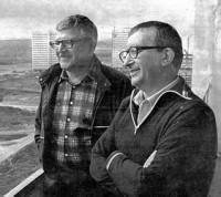 Автор - Аркадий и Борис Стругацкие