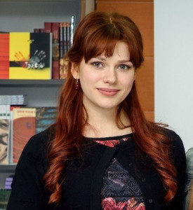 Автор - Надея Ясминска