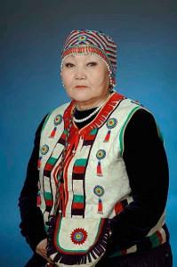 Мария Федотова-Нулгэнэт