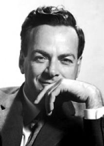 Автор - Ричард Фейнман