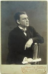 Автор - Влас Дорошевич