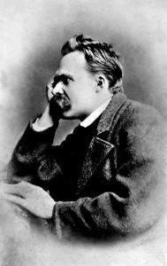 Автор - Фридрих Ницше