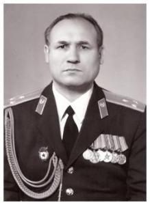 Автор - Николай Черушев
