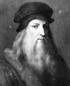 Автор - Леонардо да Винчи