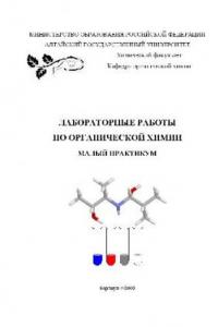 Лабораторные работы по органической химии. Малый практикум