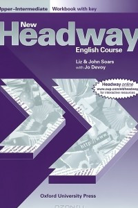 New Headway English Course: Upper-Intermediate: Workbook with Key