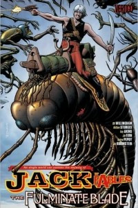 Jack of Fables vol. 8 The Fulminate Blade