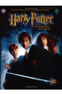 Harry Potter and The Chamber of Secrets: Selected Themes from the Motion Picture: Violin