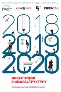 Инвестиции в инфраструктуру: 2018, 2019, 2020. Сборник аналитики InfraONE Research