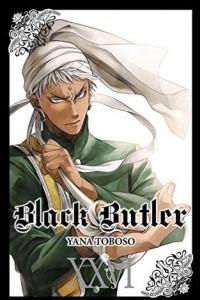 Black Butler Vol.26
