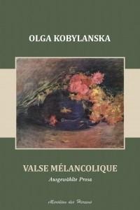 Valse Melancolique