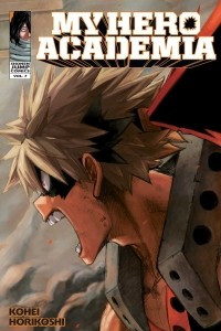 My Hero Academia, Vol. 7
