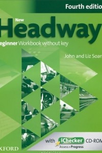New Headway: Beginner Workbook Without Key