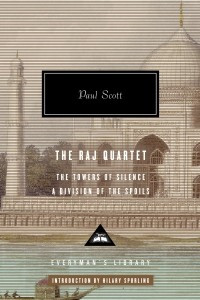 The Raj Quartet: The Towers of Silence. A Division of the Spoils