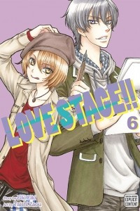 Love Stage!! (Volume 6)