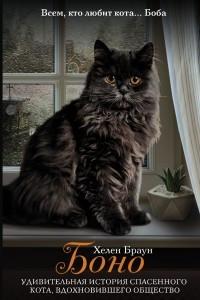 Боно. Удивительная история спасенного кота, вдохновившего общество