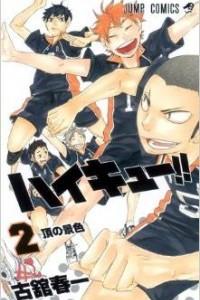 Haikyuu!! (Волейбол!) Vol. 2