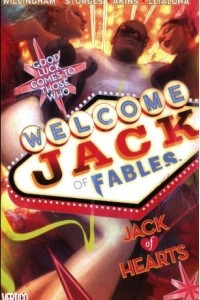 Jack of Fables vol. 2 Jack of Hearts