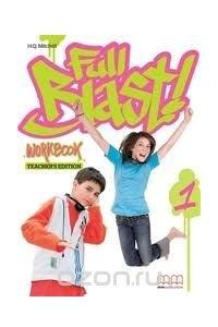 FULL BLAST 1 WBk Teacher's Edition