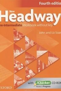 New Headway: Pre-Intermediate Workbook with Key