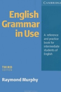 English Grammar in Use: A Reference and Practice Book for Intermediate Students