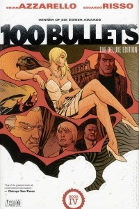 100 Bullets Deluxe Edition Volume 4
