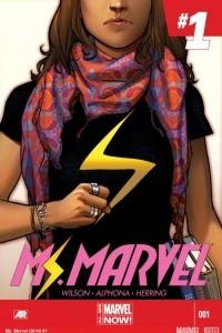 Ms.  Marvel (2014) №1
