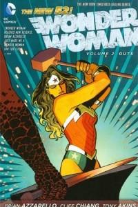 Wonder Woman, Vol. 2: Guts