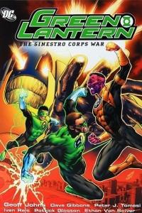 Green Lantern: The Sinestro Corps War: Volume 2
