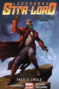 Legendary Star-Lord Volume 1