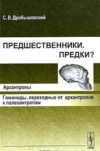 Предшественники. Предки? Часть 3. Архантропы. Гоминиды, переходные от архантропов к палеоантропам