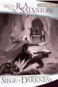 Siege of Darkness: The Legend of Drizzt, Book IX (The Legend of Drizzt)