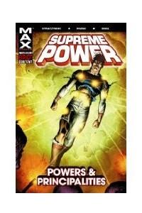 Supreme Power Vol. 2: Powers and Principalities